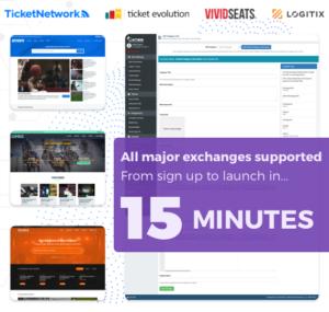ticketCMS Release